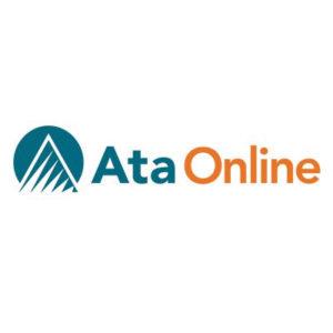 Ata Online Logo