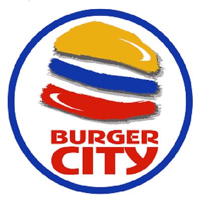 Burger City Logo