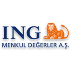 ING Menkul Değerler Logo