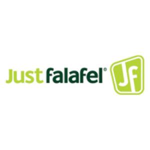 Just Falafel Logo
