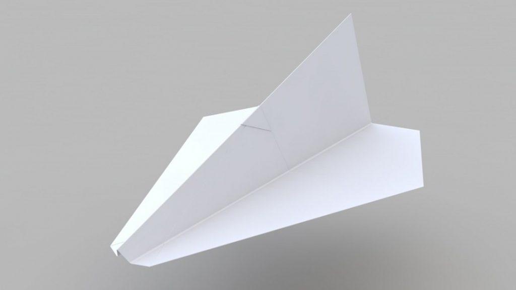 Dünyanın en iyi kağıttan roket uçak tarifini açıklıyoruz! - Serkan Eraslan