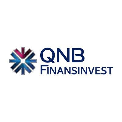 QNB Finansinvest Logo